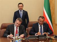 COOPERATION AGREEMENT BETWEEN THE COMPANY «SCHNEIDER ELECTRIC» And KSPEU.