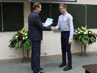 II VOLGA REGION SCIENTIFIC-PRACTICAL CONFERENCE COMPLETED ITS WORK